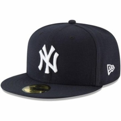 New Era ニュー エラ スポーツ用品  Aaron Judge New York Yankees New Era Player Patch 59FIFTY Fitted Hat  Navy