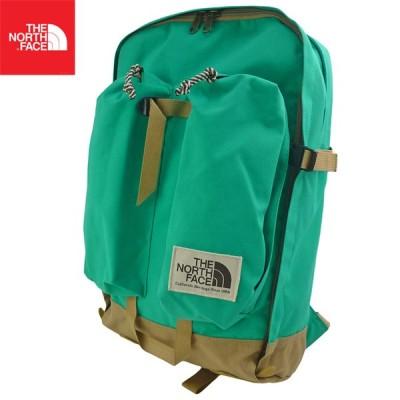 US企画 The North Face Crevasse Backpack ザ・ノースフェイス 茶タグ復刻 クレバス バックパック リュック Billiard Green