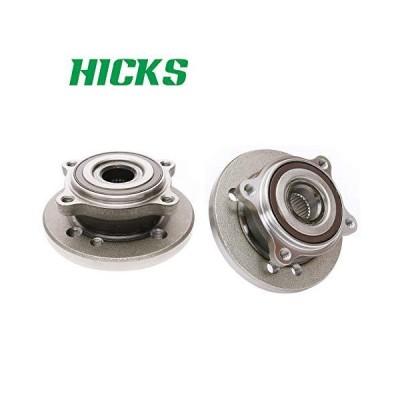 HICKS 513226 フロントホイールベアリングハブアセンブリ 2002-2006ミニクーパー4ボルトフランジ用 2個セット並行輸入