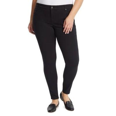 グロリアバンデービルト レディース デニムパンツ ボトムス Women's Plus Size Midrise Skinny Jeans