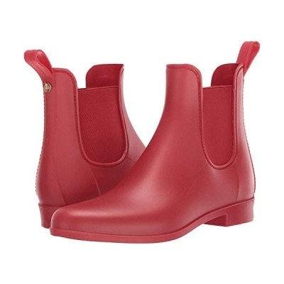 Sam Edelman Women's Tinsley Rain Boot, Lipstick Red Matte, 7 Medium US【並行輸入品】