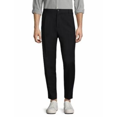 デイビッドナマン Men Clothing Cropped Casual Pants