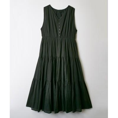 ティアードマキシワンピース (ワンピース)Dress