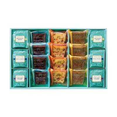 三越 お中元 御中元 ギフト ブランドストーリーズ 紅茶 洋菓子 B082123 〈フォートナム&メイソン〉ケーキ・ティーバッグ詰合せ