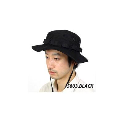 ロスコ ROTHCO BOONIE HATS(ブーニーハット) (5803.Black)