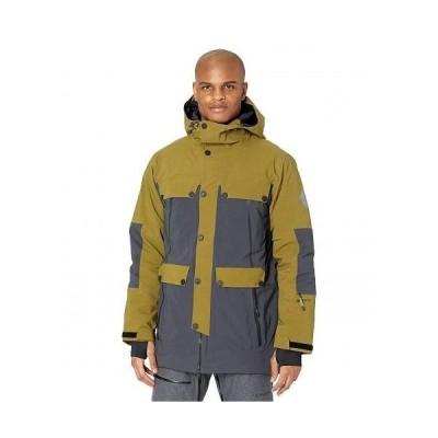 Spyder スパイダー メンズ 男性用 ファッション アウター ジャケット コート スキー スノーボードジャケット The Field GTX Jacket - Sarge