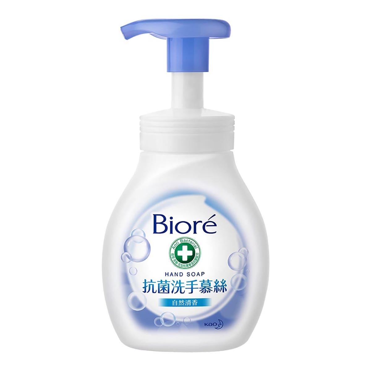 Biore蜜妮抗菌洗手慕絲自然清香280ml
