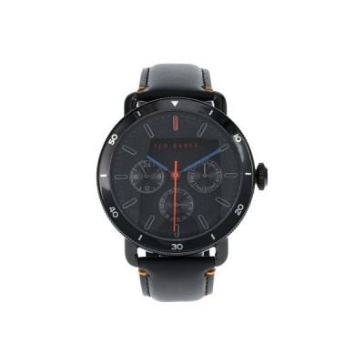 テッドベーカー 腕時計 アクセサリー メンズ 46 mm Margarit Multifunction Watch Black/Black/Black