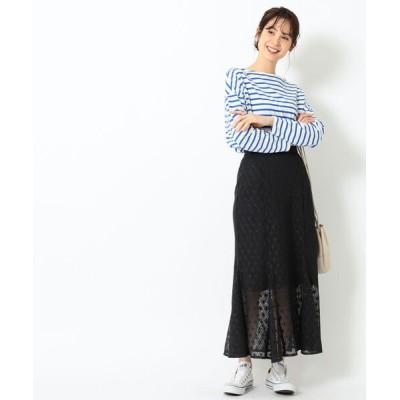 スカート B:MING by BEAMS / レース マーメイド スカート 21SS
