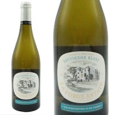 ラ・フォルジュ・エステート ソーヴィニヨン・ブラン 2020年 ジャン・クロード・マス 750ml  白ワイン