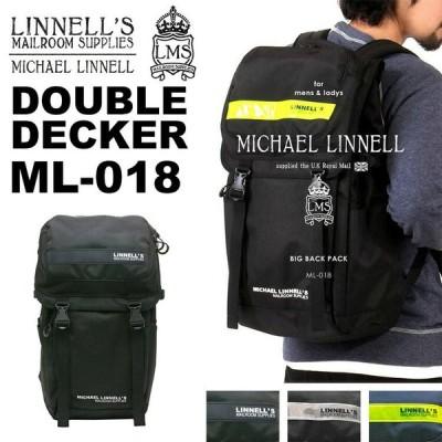 マイケル リンネル Double Decker ML−018 送料無料 ポイント10倍 在庫有り