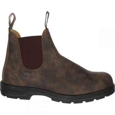 ブランドストーン Blundstone メンズ ブーツ チェルシーブーツ シューズ・靴 Classic 550 Chelsea Boot Rustic Brown
