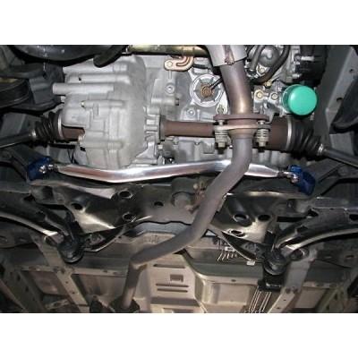 カワイ製作所 フロントロアアームバー ライフ JB3 2000/12〜2003/09 4WD車除く