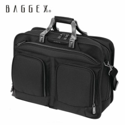 BAGGEX バジェックス トレジャービジネスバッグ 2way | メンズ バッグ ビジネス ブランド トートバッグ ショルダーバッグ 軽量 丈夫 シン