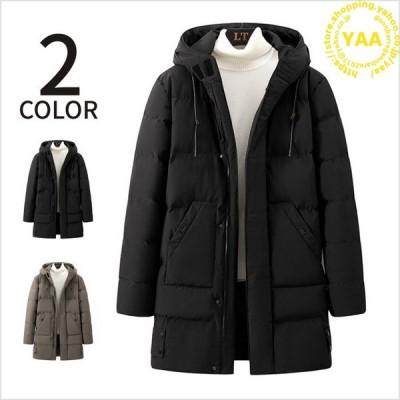 ブルゾン 冬服 メンズジャケット 中綿ジャケット アウター 防寒着 フード付きジャケット 大きいサイズ 2021 新作 防寒着
