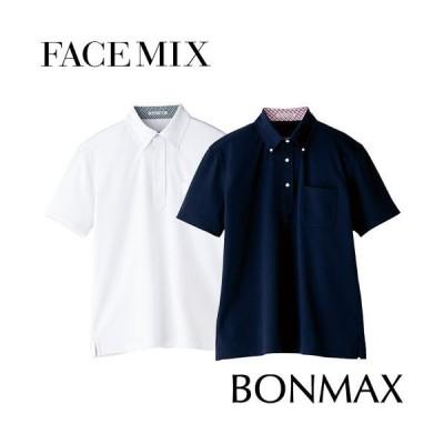 FACEMIX フェイスミックス 吸水速乾メンズポロシャツ(チェック) FB5023M