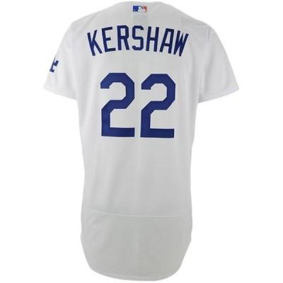 ナイキ メンズ シャツ トップス Los Angeles Dodgers Men's Authentic On-Field Jersey Clayton Kershaw