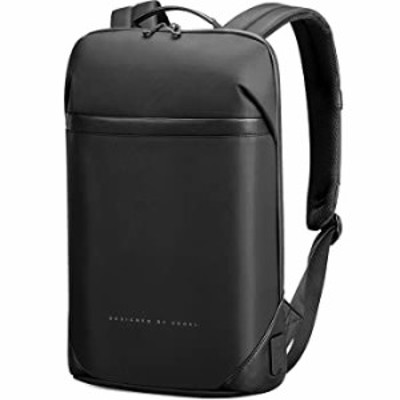 VGOAL Super Slim Laptop Backpack 15.6 Inch Anti Theft Backpack with USB Charging Port Waterproof Multifunctional Business Laptop