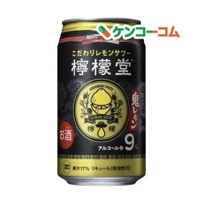 檸檬堂 鬼レモン 缶 ( 350ml*24本入 )