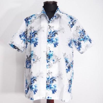 barassi MILANO バラシ 開襟シャツ 半袖 メンズ ファッション 服 カジュアル 日本製 春夏
