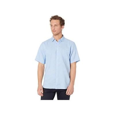 トミー バハマ Short Sleeve Costa Tautira Shirt メンズ シャツ トップス Light Sky