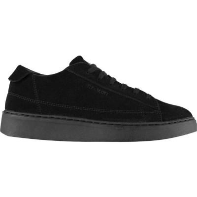 ライル アンド スコット Lyle and Scott メンズ スニーカー シューズ・靴 shankley ii trainers True Black