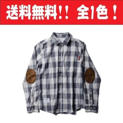 秋、冬長袖 メンズ シャツ 韓国タイル 男 ジーンズ ボタン長袖 全1色/送料無料