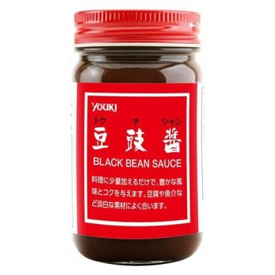 ユウキ食品豆チ醤(トウチジャン)130g 1個 ユウキ食品 中華調味料