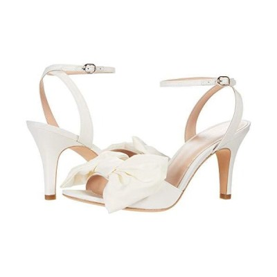 Kate Spade New York Gloria Ivory Satin 8.5 B (M)