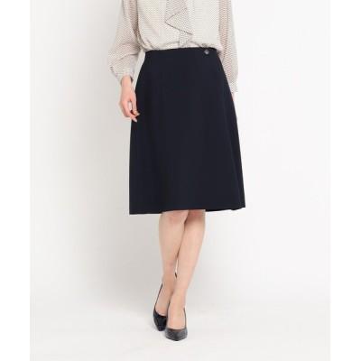 WORLD ONLINE STORE SELECT / コンパクトダブルクロススカート WOMEN スカート > スカート
