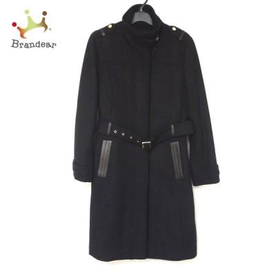 コールハーン COLE HAAN コート サイズ2 S レディース 美品 - 黒 長袖/冬 新着 20210305