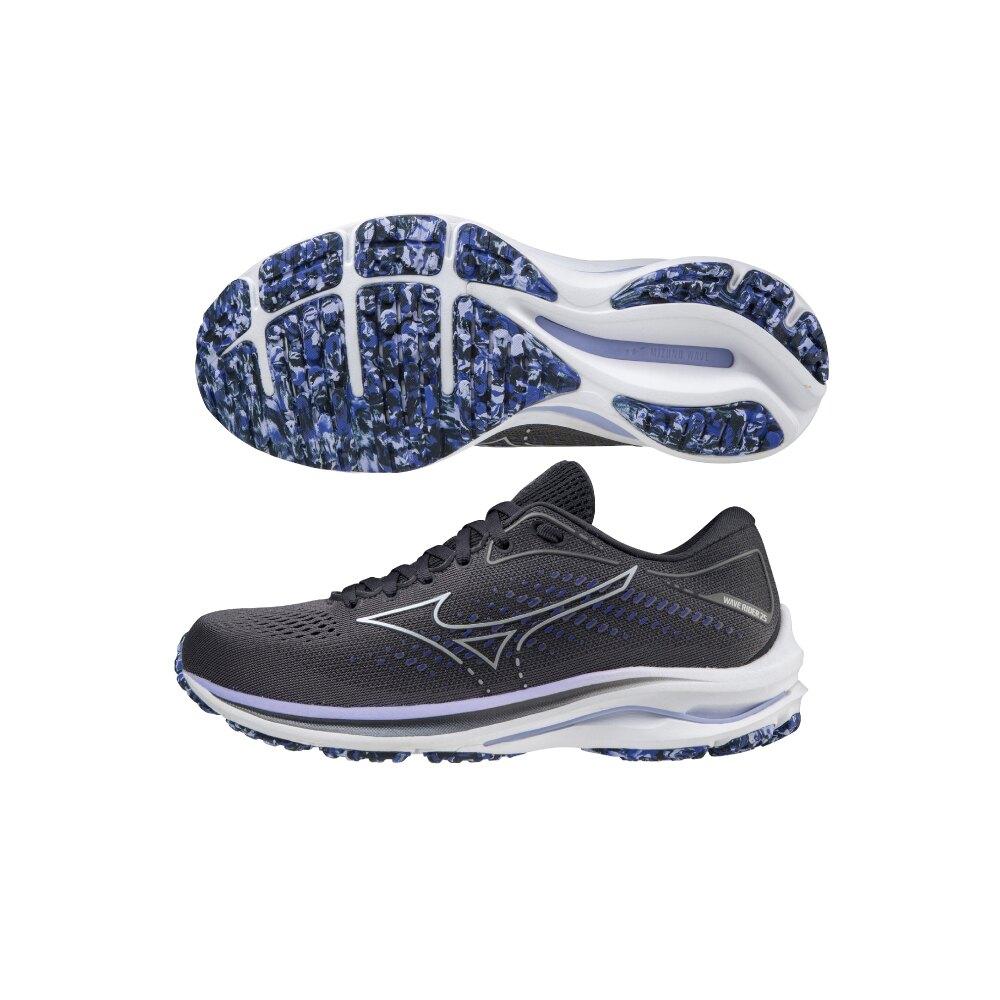 WAVE RIDER 25 寬楦一般型女款慢跑鞋 J1GD210693【美津濃MIZUNO】