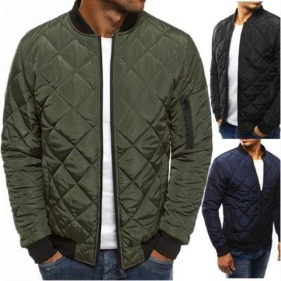 ジャケット メンズ フリースジャケット 上着 ファッション ジャンパー 防寒着 防寒 防風 秋 冬 綿 コットン 男性 通勤 アウトドア プレゼント