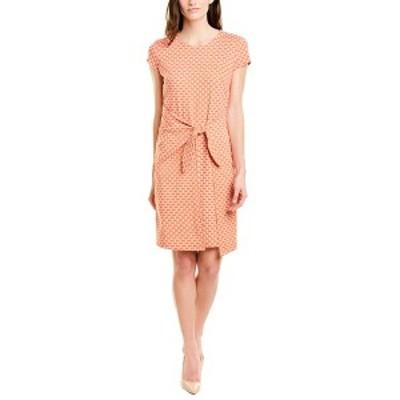 ジェーマクラフリン レディース ワンピース トップス J.McLaughlin Sheath Dress coral & orange & white