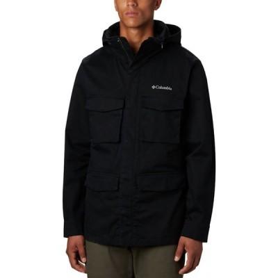 コロンビア Columbia メンズ ジャケット フィールドジャケット アウター Tummil Pines Field Jacket Black