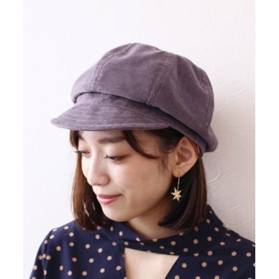 TITE IN THE STORE / ★コーデュロイキャスケット WOMEN 帽子 > キャスケット