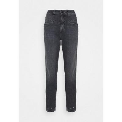 クローズド デニムパンツ レディース ボトムス PEDAL PUSHER - Straight leg jeans - dark grey