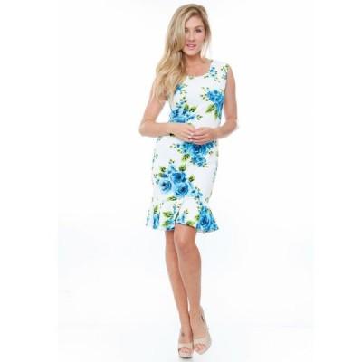 ホワイトマーク レディース ワンピース トップス Women's Tiera Dress