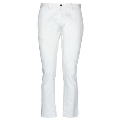 NINE:INTHE:MORNING パンツ ホワイト 48 コットン 97% / ポリウレタン 3% パンツ