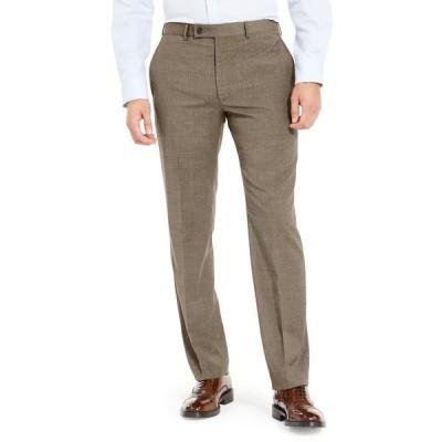 ラルフローレン カジュアルパンツ ボトムス メンズ Men's Wool Blend Classic-Fit UltraFlex Stretch Dress Pants Tan