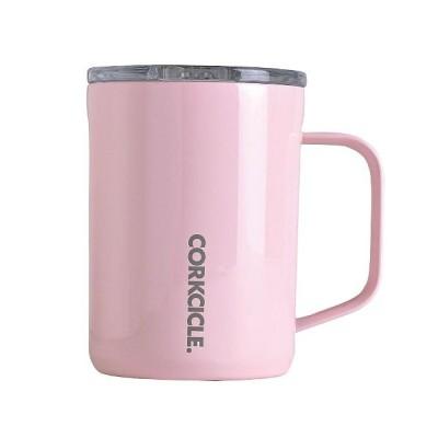 【バックヤードファミリー】 コークシクル コーヒーマグ CORKCICLE 16oz 400ml ユニセックス ローズ マグカップ BACKYARD FAMILY