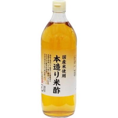 内堀醸造 本造り米酢 (900ml)