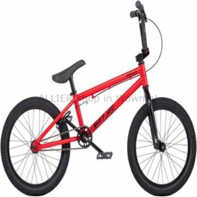 """BMX ラジオRevo 18 """"BMXバイク17.55""""トップチューブレッド  Radio Revo 18"""" BMX Bike 1"""