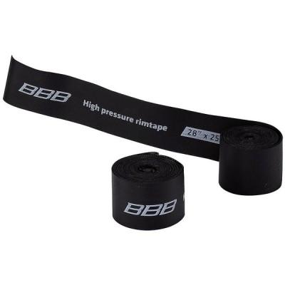 BBB リムテープ リムテープ HP 28X25MM 2ホンセット ブラック BTI-92