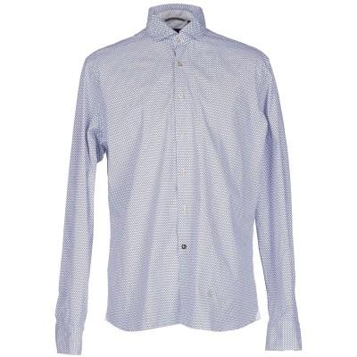 アティピコ AT.P.CO シャツ ホワイト 42 コットン 96% / ポリウレタン 4% シャツ