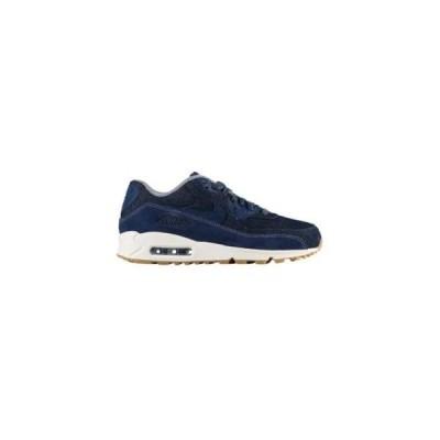 """ナイキ レディース エアマックス90 デニムパック Nike Air Max 90 """"Denim Pack"""" スニーカー Binary Blue/Muslin/Sail"""