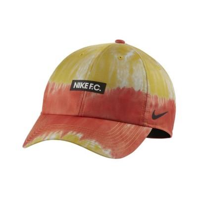 ナイキ(NIKE) FC H86 タイダイキャップ CW6944-837 (メンズ)