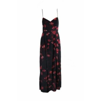 Maxi  ファッション ドレス Fame And Partners Red Multi Printed Tie Back Maxi Dress 2