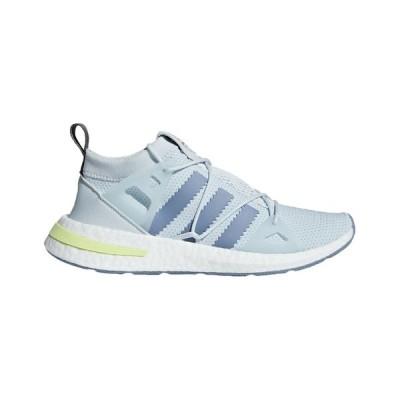 アディダス スニーカー シューズ レディース adidas Arkyn Sneaker blue tint/grey two-layer mesh