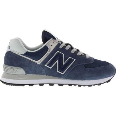 ニューバランス New Balance メンズ スニーカー シューズ・靴 574 Classic Trainers Navy